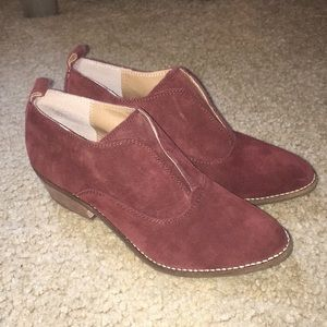 Lucky Brand Red Boots